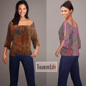 patrón gratis blusa talla 54