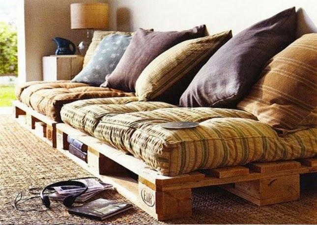 Resultado de imagem para sofá de colchão